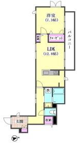 エクラージュ タケウチ 401号室