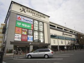 ドラッグセガミクロスガーデン川崎店