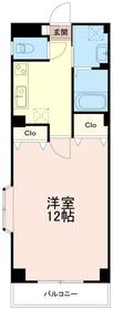 ソレイユエム(ソレイユM)4階Fの間取り画像
