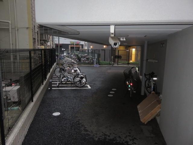 ジュモー京成船橋共用設備