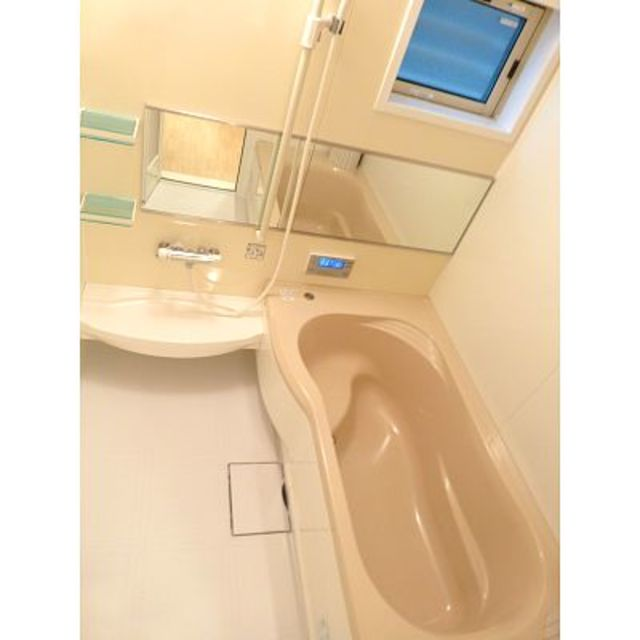 浴室TV付のバスルーム