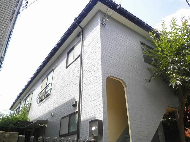 内山アパート外観