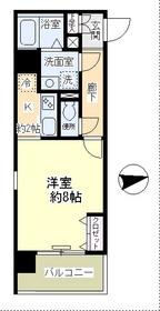 コスモシティ大森 405号室