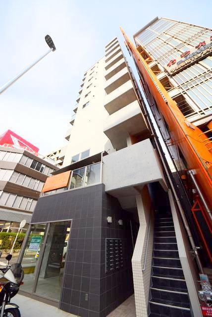 横浜翠葉BuildingI共用設備