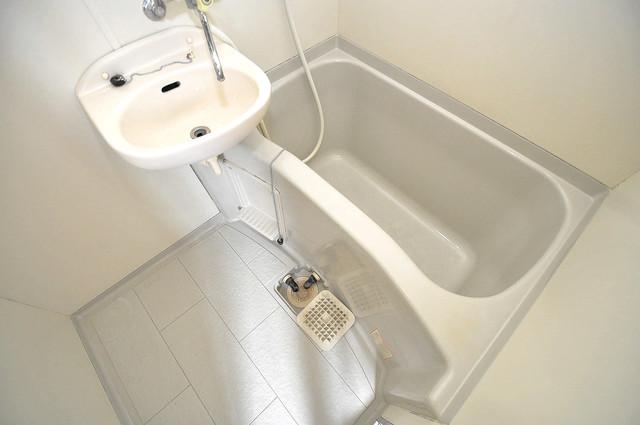大宝小阪ヴィラデステ 一日の疲れを洗い流す大切な空間。ゆったりくつろいでください。