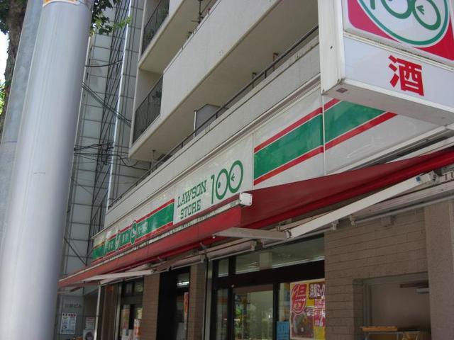 ローソンストア100内平野店