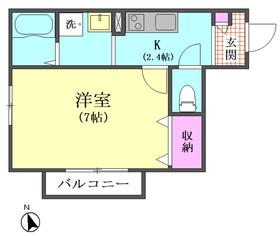 Maison de l`or 205号室