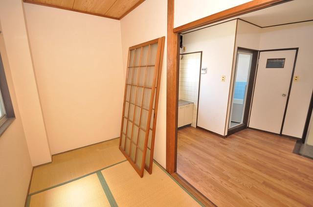 坂下マンション もうひとつのくつろぎの空間、和室も忘れてません。