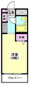 TK大井町 504号室