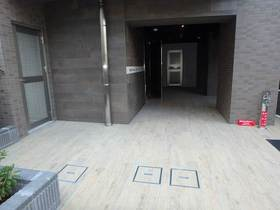 SHOKEN Residence 横浜BAY SIDEエントランス