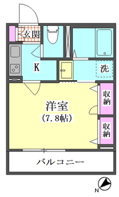 ネオフラッツワン 303号室