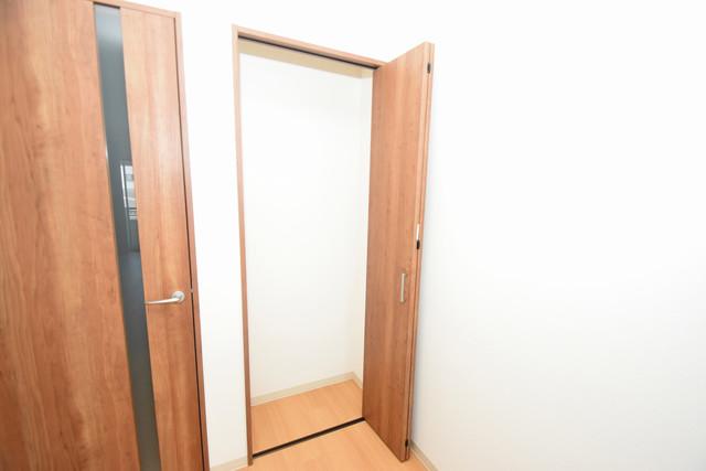 Tースクエア布施 もちろん収納スペースも確保。いたれりつくせりのお部屋です。