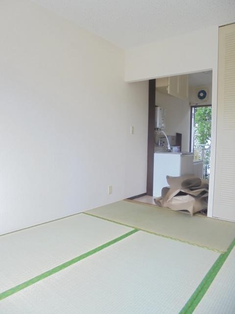 堀井ハイツ居室