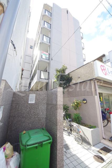 大阪市都島区高倉町2丁目の賃貸マンションの外観