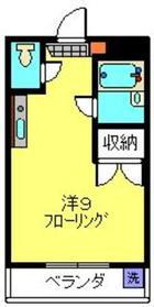 天王町駅 徒歩25分2階Fの間取り画像