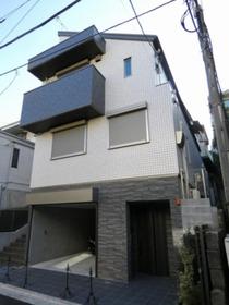 上大崎賃貸住宅の外観画像
