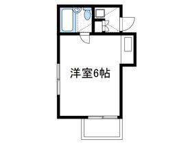 サンステージ広野台2階Fの間取り画像