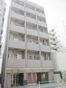 スカイコート三田慶大前壱番館の外観画像