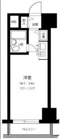 シーアイマンション鶴見2階Fの間取り画像