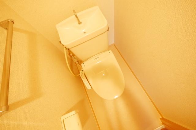アルエットⅡトイレ