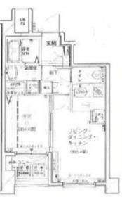 ヴェルト横濱石川町7階Fの間取り画像