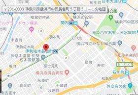 ライオンズプラザ横浜大通り公園案内図
