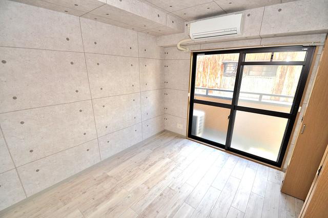 ヴィラサンライフ 解放感たっぷりで陽当たりもとても良いそんな贅沢なお部屋です。