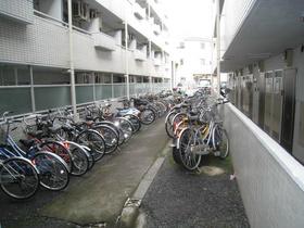 スカイコート日吉3駐車場
