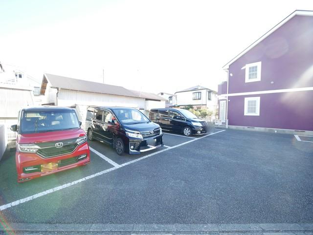 プロムナード駐車場