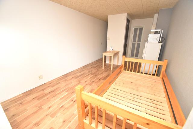 荻田第6ビル 外観との良いギャップが部屋の良さを引き立てています。