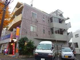 サンクレージュ横浜片倉町の外観画像
