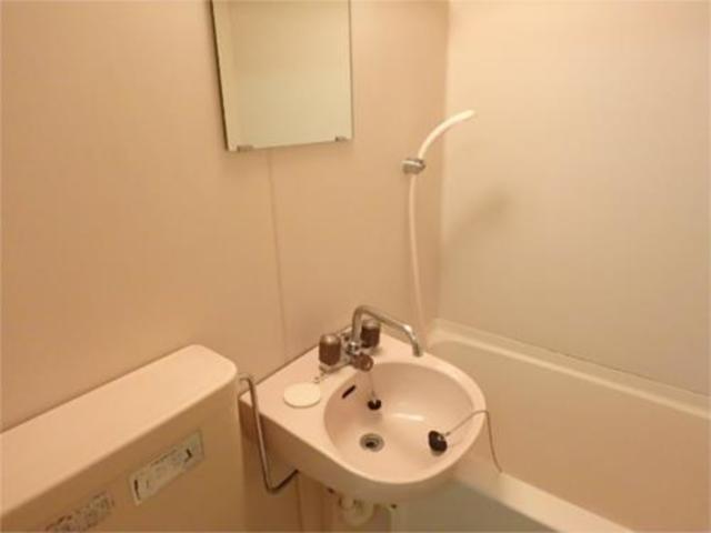 フラワーハイム洗面所