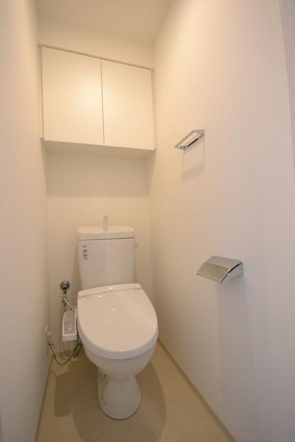 レジディア目黒IVトイレ