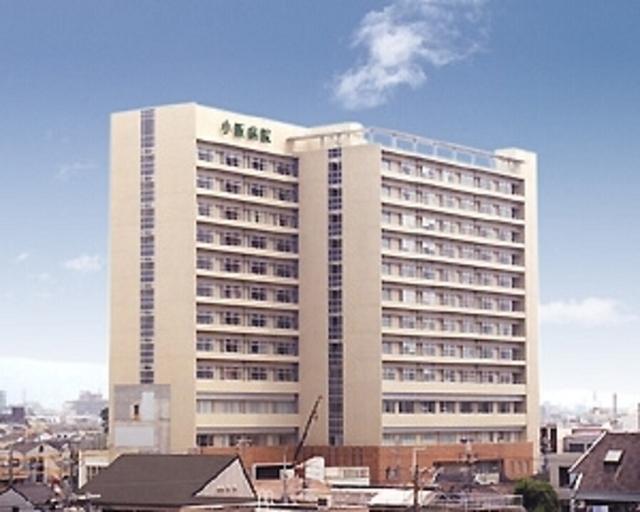 高井田元町2-11-15貸家 福祉法人天心会小阪病院