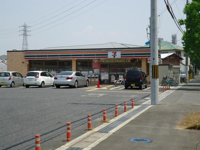セブンイレブン泉佐野中庄店