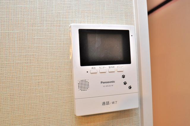 アップウエスト神路 TVモニターホンは必須ですね。扉は誰か確認してから開けて下さいね