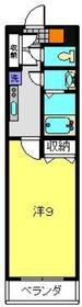 シーサイドテラス2階Fの間取り画像