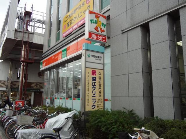 フジパレス高井田西Ⅱ番館 サンクス深江南3丁目店