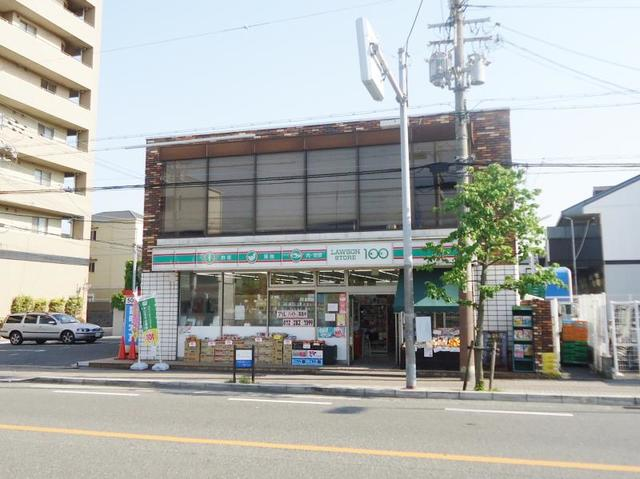 ローソンストア100堺北三国ヶ丘店
