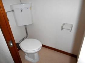 トイレ内にコンセントあり