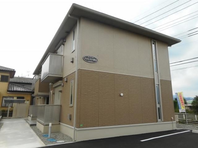 本厚木駅 バス11分「王子入口」徒歩1分外観