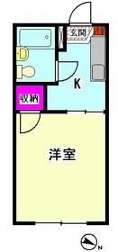 カーサ大井 205号室