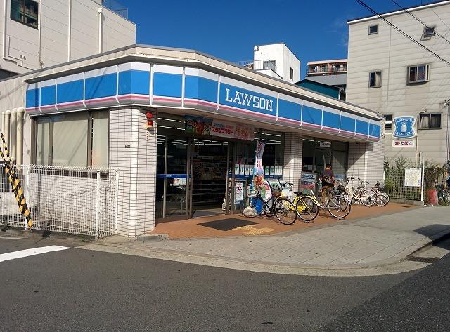 ローソン九条南三丁目店