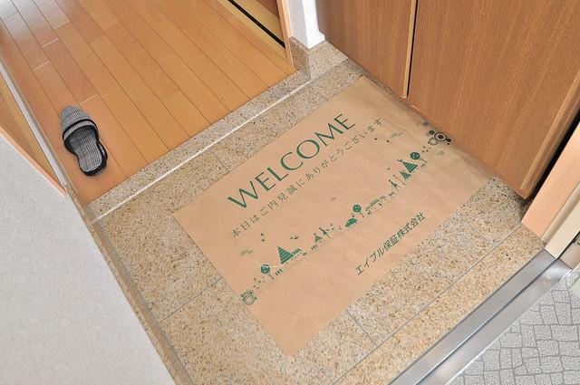 Celeb布施東 素敵な玄関は毎朝あなたを元気に送りだしてくれますよ。