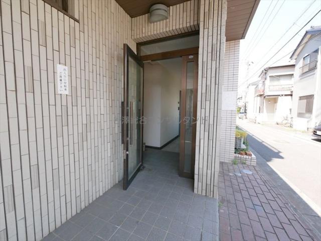 鶴瀬オークビルエントランス