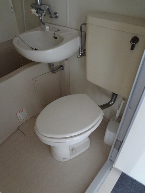 ホーユウパレス和田町トイレ