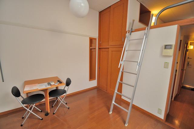 レオパレス今津 外観との良いギャップが部屋の良さを引き立てています。
