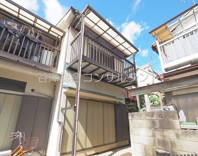 羽沢1丁目貸家3Kの外観画像