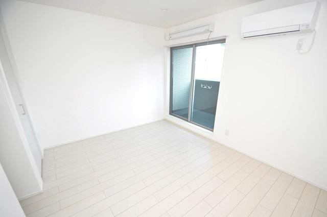 クラリスクオーレ 明るいお部屋は風通しも良く、心地よい気分になります。