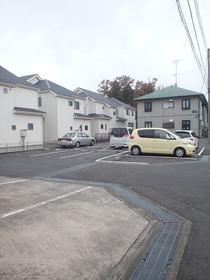 グリーンヒルA駐車場
